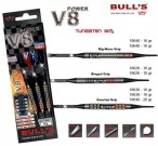 Bull's V8 Softdart 90% Tungsten Soft - Dartpfeile