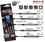 Bull's @501 Softdart 90% Tungsten Soft - Dartpfeile