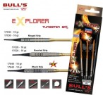 Bull's Explorer Softdart 80% Tungsten Soft - Dartpfeile