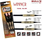 Bull's Winner Softdart Nickel-Silver Legierung Soft - Dartpfeile