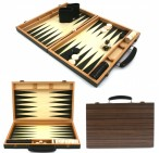 Backgammon case EBENHOLZ - second choice