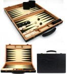 Backgammon case EICHE - second choice