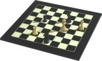 Chessboard PARIS, field size 50 mm (without figures)