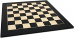Chessboard FG 50 mm, inlays in black and maple