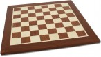 Chessboard FG 40 mm / draughtboard with inlays