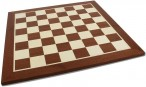 Chessboard FG 50 mm / draughtboard with inlays