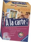 A la carte Asia - Cooking, listening and playing