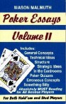 Poker Essays Volume 2