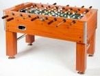 Table Soccer Profi Soccer DeLuxe  in great wooden design