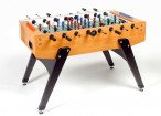 Table Soccer Master-Cup Deluxe - massive tournament kicker, telescope bars