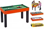 Multigame Table 4 in 1 - the great chance to play 4 fantastic tablegames