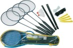 4-PLAYER BADMINTON SET