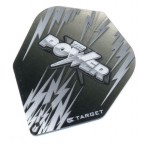Target Power 9zero Vison Std 01 Bagged, Phil Taylor Dart Flights, 3er Set