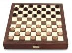 Schach - Backgammon - Dame 10x10 Kassette mit Intarsien mit Gravur, Top Geschenk Bild 5