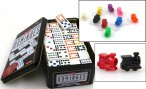 Ludomax MEXICAN TRAIN SET Std. , Doppel 12 Domino, Trend Spiel