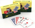 2 pc. Ramino - Poker 98 by MODIANO, Romme - Bridge playing cards