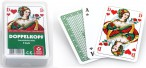 Playing cards wooden box Doppelkopf, with print, nice gift idea Image 3
