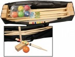 CROQUET SEMI-PRO - bag for 6 players, made in Italy