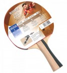 Timo Boll Bronze - Edition, Table-Tennis-Bat Butterfly with engravement Image 2