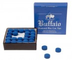 Buffalo Blue Diamond Klebleder, Billard Queue Leder