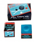 Blue Diamond Billard Kreide blau, (2 Stück Box)