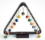 Attractive Display to sell Billiard key rings