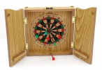 Beautiful Mini-Dart Game in wooden Case with individual 4c-Digitalprint Image 2