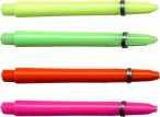 Nylon Shafts medium - set of 3 in neon
