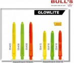 Bull's Shaft Glowlite Dart Shafts, 3-piece Set