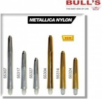 Bull's Shaft Metallic Nylon Dart Shafts, 3-piece Set