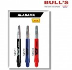 Bull's Shaft Alabama Dart Shafts, 3er Set