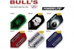Bull's Powerflite, Slim Dart Flights, 3er Set