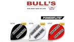 Bull's Powerflite, Pear Dart Flights, 3-piece Set