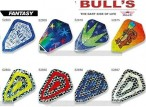 Bull's Flight Fantasy, Slim Dart Flights, 3-piece Set
