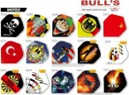 Bull's Flight Motex, Standard Dart Flights, 3-piece Set