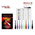 Bull's Longlife Soft Tips, Dart Spitzen 6 mm