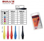 Bull´s Longlife short Soft Tips, Dart Tips 6 mm