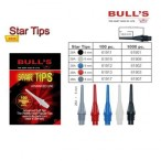 Bull´s Star Soft Tips, Dart Tips 6 mm
