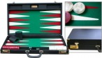 DOUBLE SIX 01 Backgammon, hand made - Made in Germany by FTH