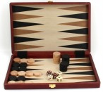 Backgammon Naxos medium 1112 from Philos, classic game in Size M, engraved item Image 2
