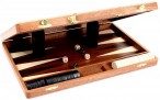 Precious wood backgammon case mahagany - Weible Image 4