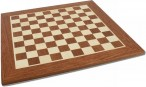 Chessboard FG 45 mm / draughtboard with inlays Image 2