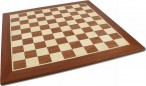 Chessboard FG 57 mm / draughtboard with inlays Image 2