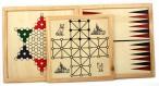 Große Spielekassette, Spielsammlung aus Holz Bild 4