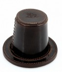 De Luxe Leather dice cup Image 5
