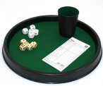 Dice Set, dice -arena, dice cup and dice