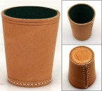 Ludomax Exclusiv dice cup, made in Germany