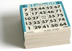 Bingo / Lotto Tickets, 1-75