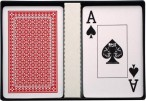 BRIDGE - NTP, 100% Plastic Casino Playing Cards, JUMBO-INDEX
