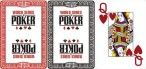 WSOP plastic cards, Jumbo - Index